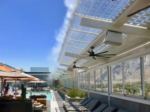 Commercial Misting Systems & Fog Effects | Sacramento